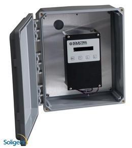 Yaskawa Solectria Solar: Solrenview Gateway (SRV-LCD-3PTL-OUTDOOR)