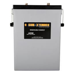 Concorde Battery Corporation: Sun Xtender Sealed AGM Battery (PVX-4050HT)