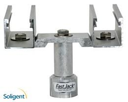 ProSolar: FastJack 2X Bracket - Clear Finish (A-FJT-1 )