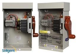 Midnite Solar Inc: Shut Off Box (MNSOB3R-4P)