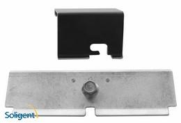 Quick Mount PV: Accessory Frame Bracket, (QM-EFM-33 B 1)