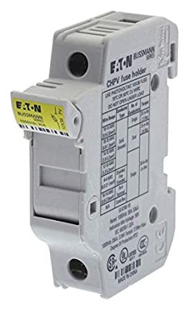 Bussmann CHPV1U 30A DIN Mount Fuse Holder