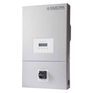 Solectria PVI-7600TL 7.6kW Grid-Tied Inverter