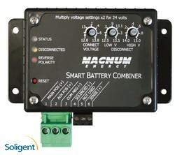 Magnum Energy Inc.: 25A Smart Battery Combiner