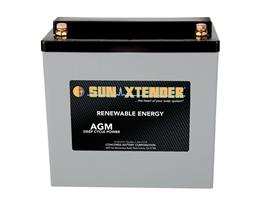 Concorde Battery Corporation: Sun Xtender Sealed AGM Battery (PVX-490T)