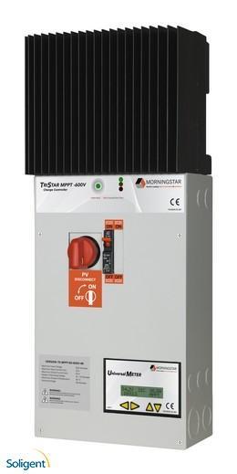 Morningstar Corp: TriStar MPPT(TM) 600V