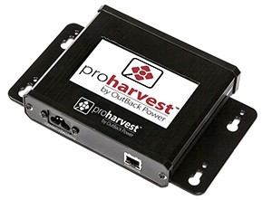 OutBack Power Systems: OutBack, ProHarvest, Communication Gateway, 120V. Includes Ethernet Cable, memory card for logging