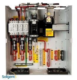 Midnite Solar Inc:E-Panel, (MNE250XWP-Single)