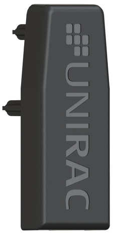 UniRac SolarMount 309002P Light Rail End Cap