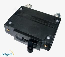Midnite Solar Inc: Panel Mount Circuit Breaker (MNEDC100)