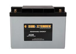 Concorde Battery Corporation:Sun Xtender Sealed AGM Battery (PVX-1040T)