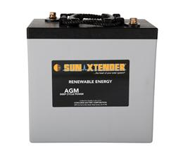 Concorde Battery Corporation: Sun Xtender Sealed AGM Battery (PVX-2240T)