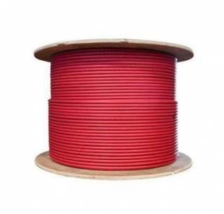 12AWG 1000VDC 2000' Red PV Wire