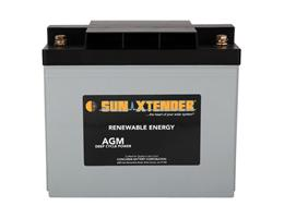 Concorde Battery Corporation: Sun Xtender Sealed AGM Battery (PVX-840T)