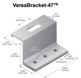 S-5!: VersaBracket-47(TM)