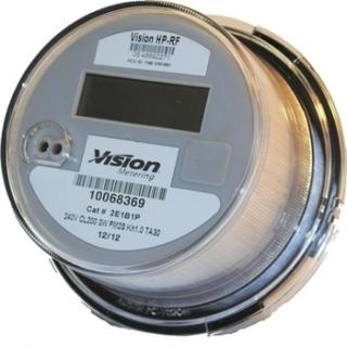 Vision V2S-2S Digital KWH Meter