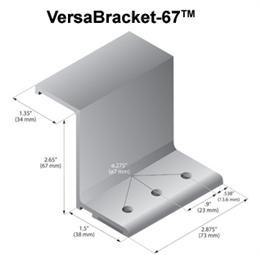 S-5!:VersaBracket-67™