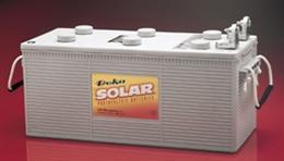 MK Battery:Sealed Gel 6V 180Ah Battery (8GGC2-DEKA)