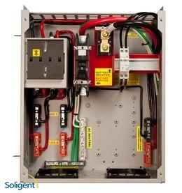 Midnite Solar Inc:E-Panel (MNE250SMA-Quad Mstr)