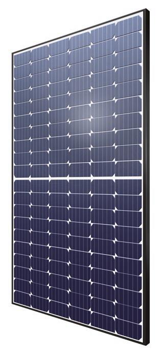 320 watt Axitec Mono HC Solar Panel