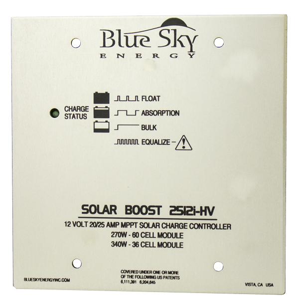 Blue Sky SB2512i-HV 12V MPPT Charge Controller
