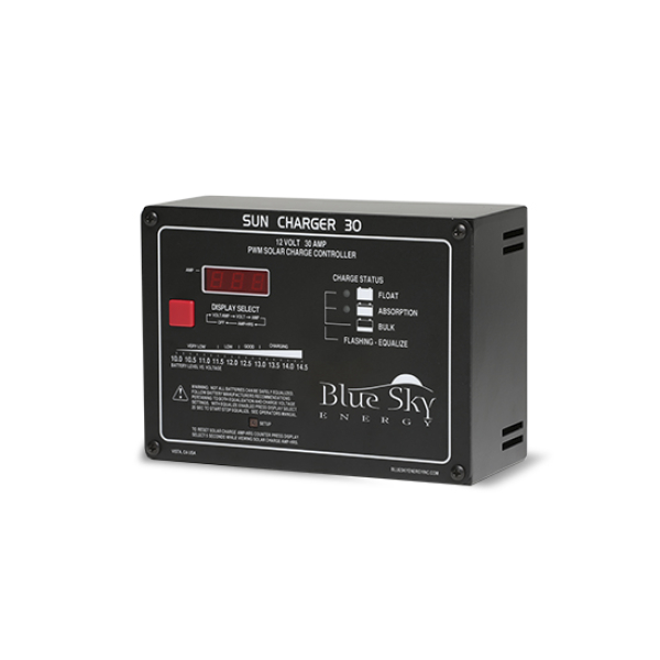 Blue Sky SC30 30A PWM Charge Controller