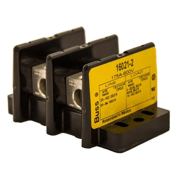 Bussmann 16021-2 175 Amp Distribution Block