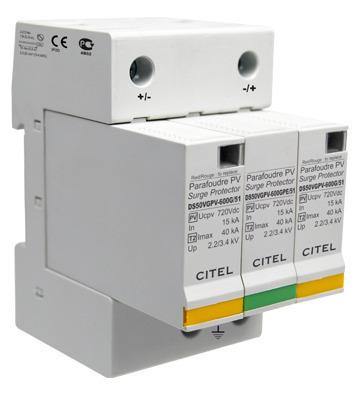 Citel DSM50PV-600 Surge Protector Replacement Module