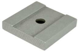 EcoFasten CP-SQ-Slotted Compression Bracket Adaptor Plate