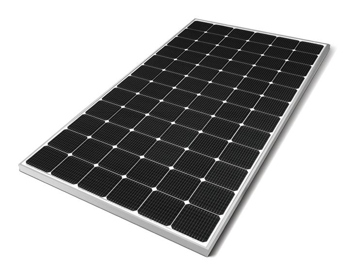 LG NeON2 Bifacial LG400N2T-J5 Mono Solar Panel