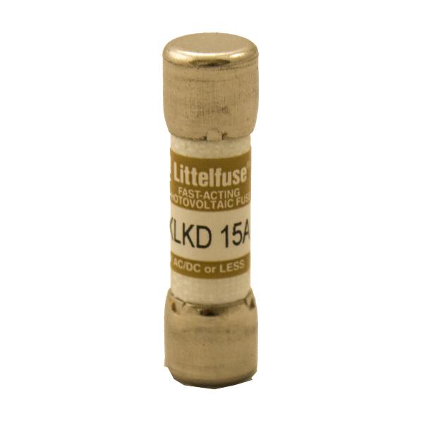 Littelfuse KLKD-15 15 Amp Midget Fuse