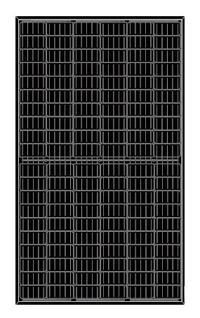 Longi Solar LR6-60HPB-315M 315w Mono Solar Panel