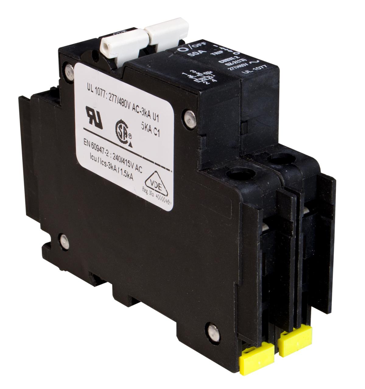 MidNite Solar MNEAC30-2P DIN Mount 30A Circuit Breaker
