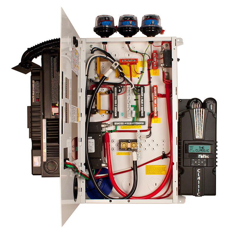 MidNite Solar MNEPLUSGVFX3524CL150 Pre-Wired System