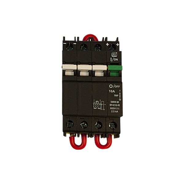 MidNite Solar MNEPV16-600RT DIN Mount 16A Circuit Breaker