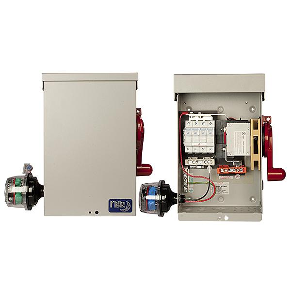 MidNite Solar MNPV4HV-DISCO 3R-DLX Combiner Box w/ Disc