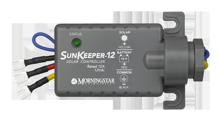 Morningstar SunKeeper SK-12 PWM Charge Controller