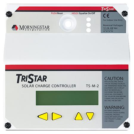 Morningstar TriStar TS-M-2-600V LCD Digital Meter