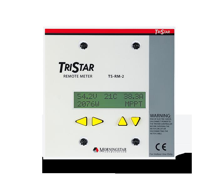 Morningstar TriStar TS-RM-2 Remote Digital Meter