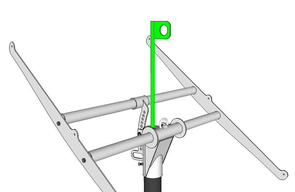 MT Solar 4IN-LIFT-BRACKET Lifting Bracket