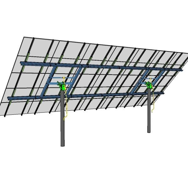 MT Solar 8-TOP-40-TALL Top of Pole Mount