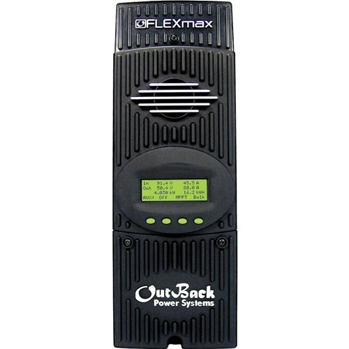 OutBack FlexMax FM80 180A MPPT Charge Controller