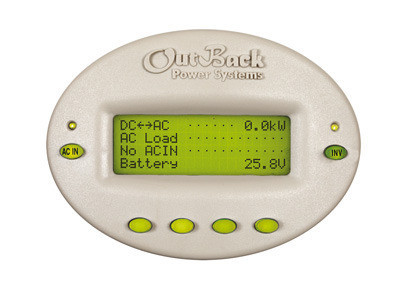 OutBack MATE Communications Controller