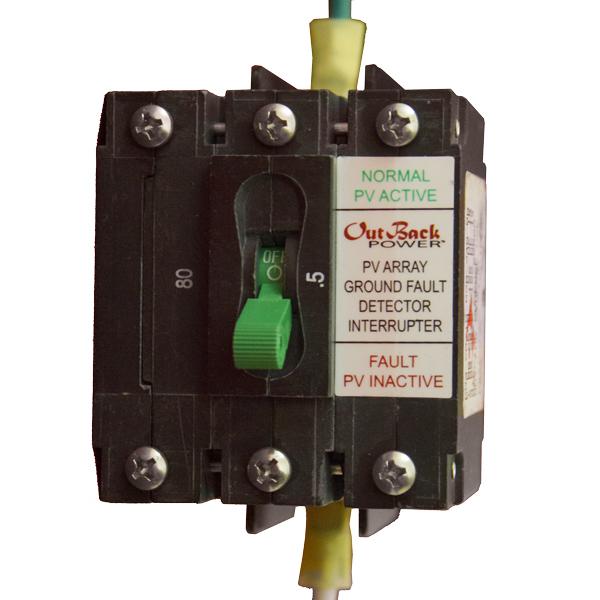 OutBack PNL-GFDI-80D PV GFDI Circuit Breaker