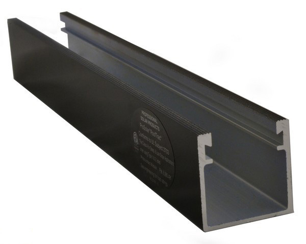 ProSolar RoofTrac R-136BLACK 136