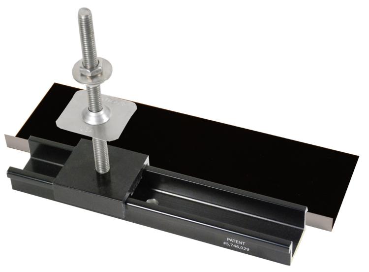 ProSolar TileTrac TT-1-T4-SF Flashing