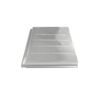 Quick Mount PV QMC-TRF-F B 12 BLK Flat Tile Flashing