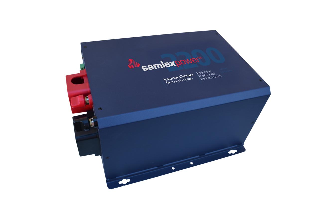 Samlex EVO-2012 Pure Sine Wave 2000w Battery Inverter