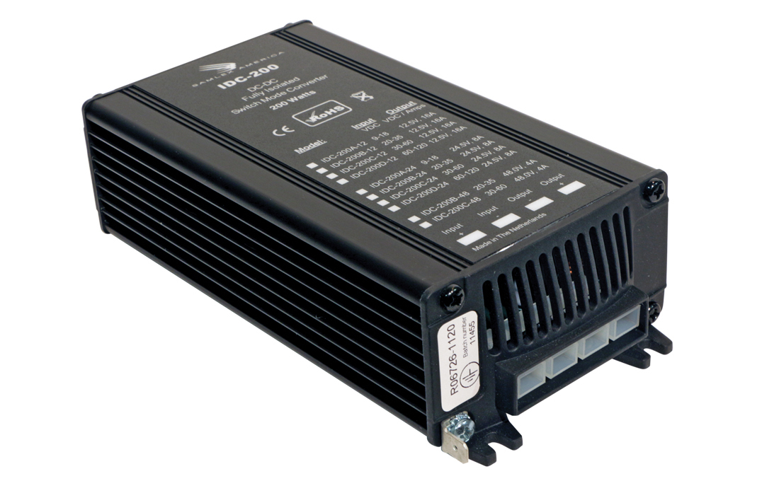 Samlex IDC-200B-12 16A DC-DC Isolated Converter