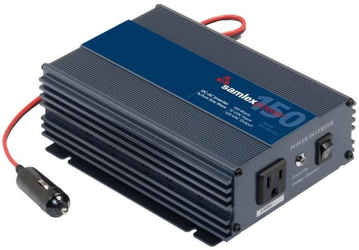 Samlex PST-15S-12A Pure Sine Wave 150w Battery Inverter